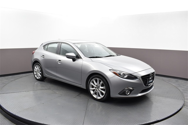 Certified Pre-Owned 2016 Mazda3 s Grand Touring