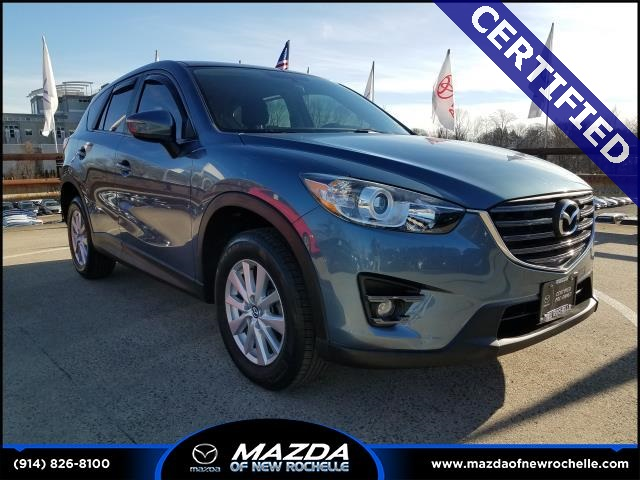 certified pre-owned 2016 mazda cx-5 touring 4d sport utility in new