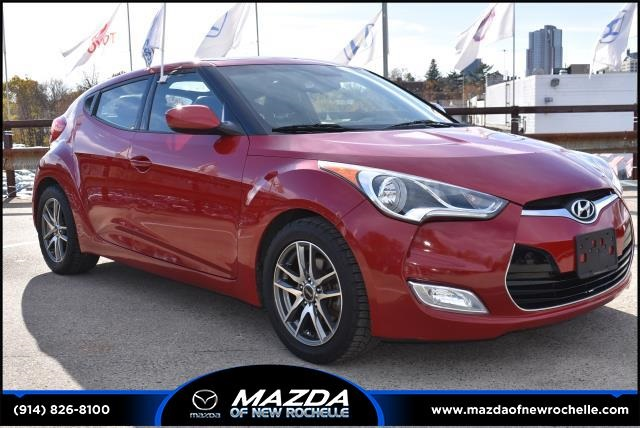 Pre Owned 2013 Hyundai Veloster Base 3d Hatchback In New Rochelle