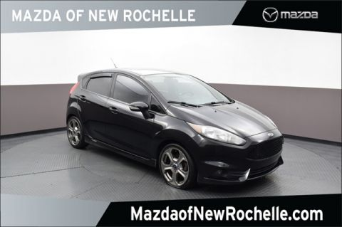Pre-Owned 2016 Ford Fiesta ST With Navigation