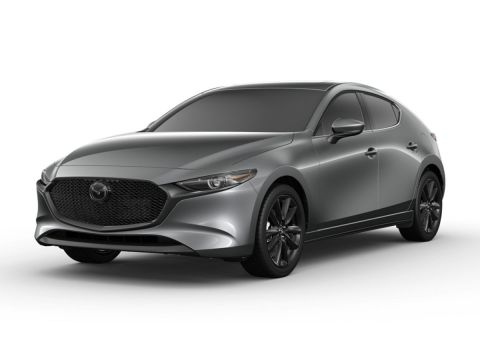 New 2020 Mazda3 Premium Base With Navigation