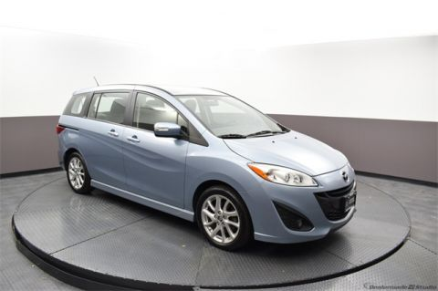 Pre-Owned 2013 Mazda5 Touring