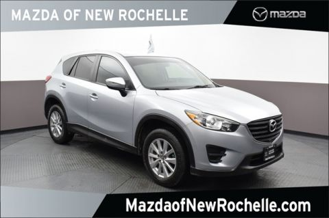 Certified Pre-Owned 2016 Mazda CX-5 Sport With Navigation & AWD