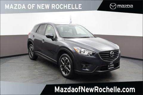 Certified Pre-Owned 2016 Mazda CX-5 Grand Touring With Navigation & AWD