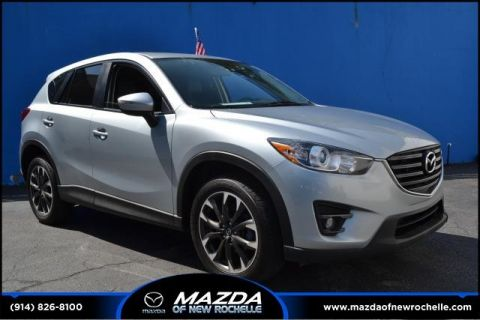 Certified Pre-Owned 2016 Mazda CX-5 Grand Touring w/ Tech Pkg.