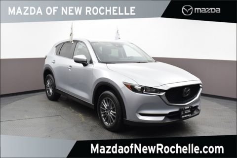 Certified Pre-Owned 2017 Mazda CX-5 Touring With Navigation & AWD