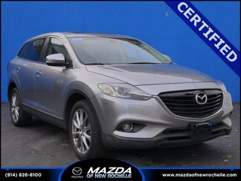 Certified Pre-Owned 2014 Mazda CX-9 Grand Touring w/ Tech. Pkg