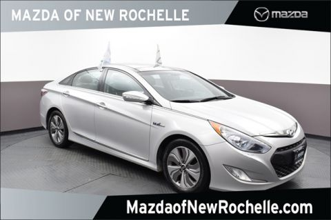 Pre-Owned 2014 Hyundai Sonata Hybrid Limited With Navigation